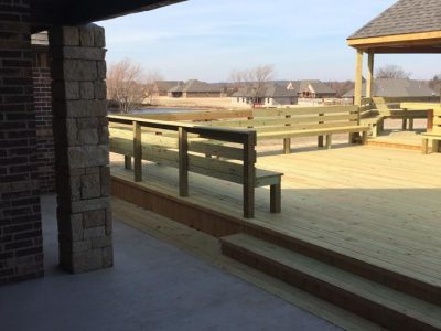 Deck Reconstruction