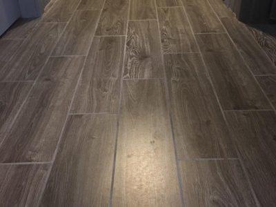 New Hallway Floorings