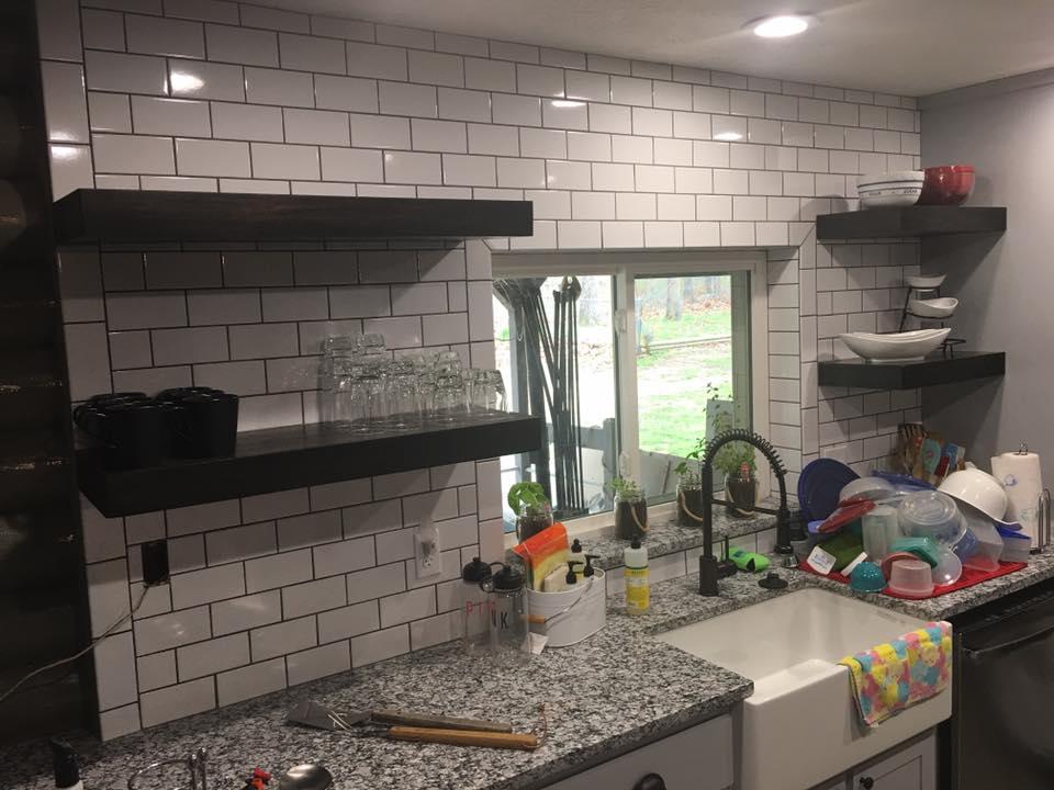 Complete Kitchen Restoration